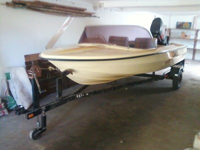 Malibu speedboat for sale