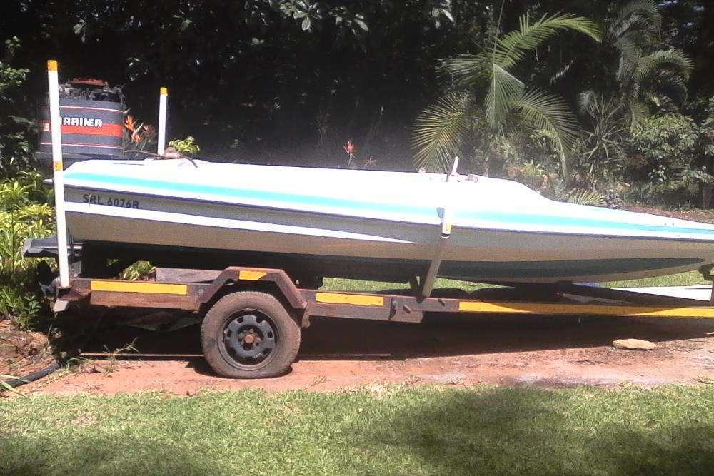 Small boat for sale