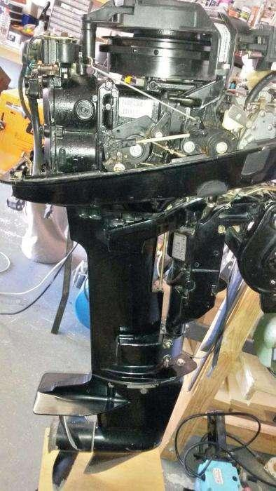 15hp Mariner 2 stroke outboard