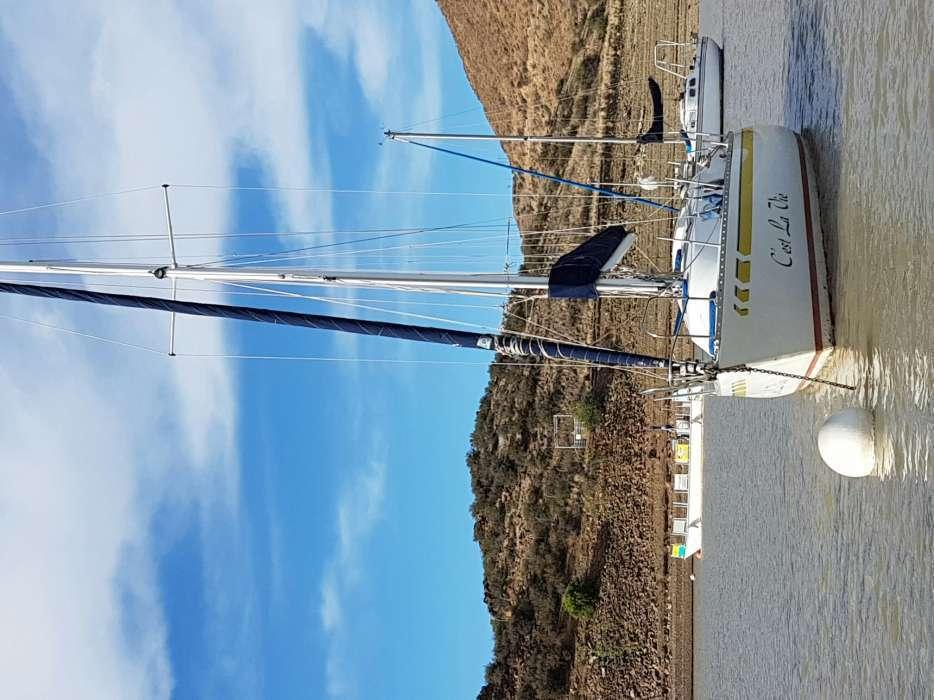 Muira 31' sailboat