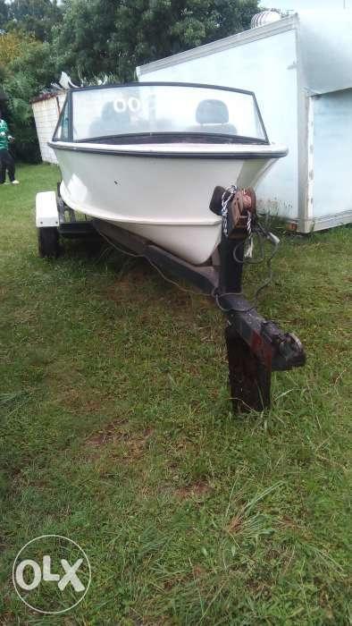 V8 ski boat for sale