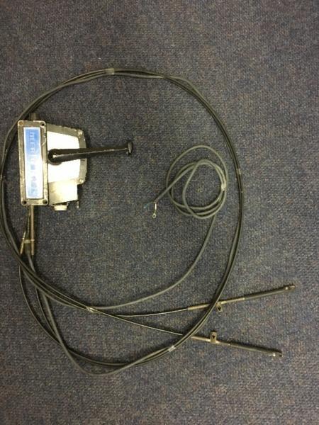 Mercury control box for sale