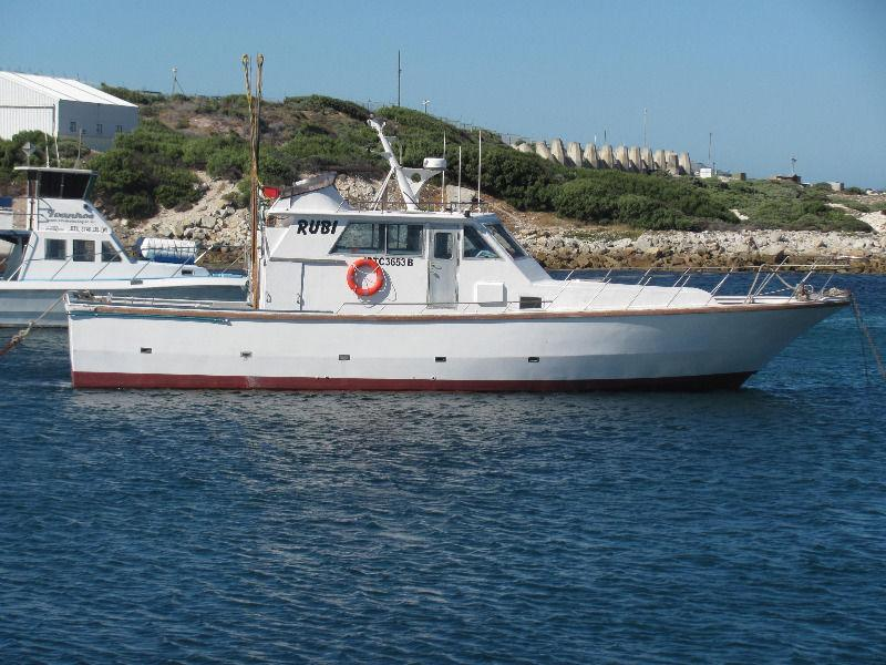 Commercial Fishing Boats For Sale - Brick7 Boats