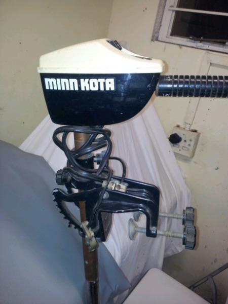 Minnkota Trolling motor