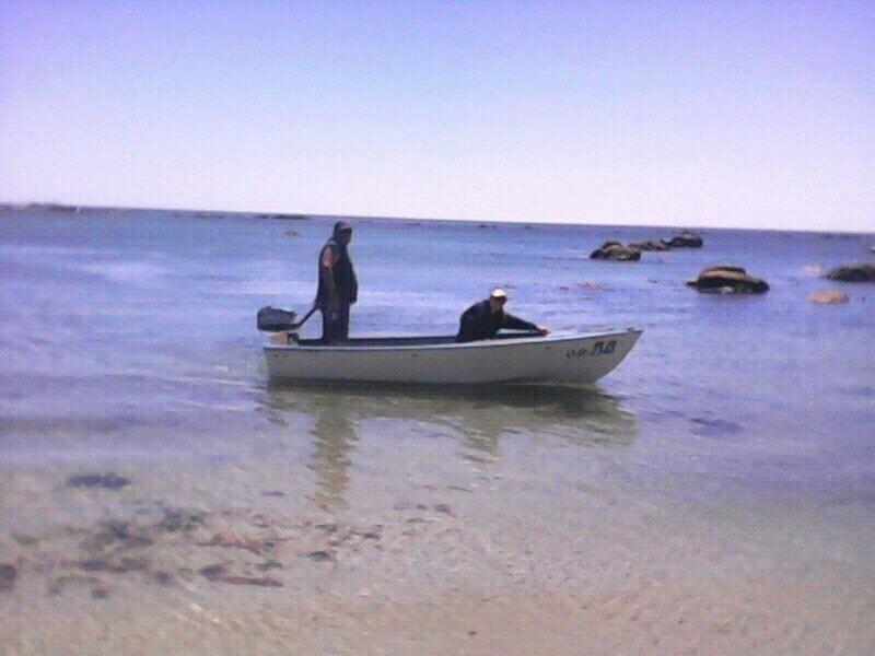3.9 dinghy