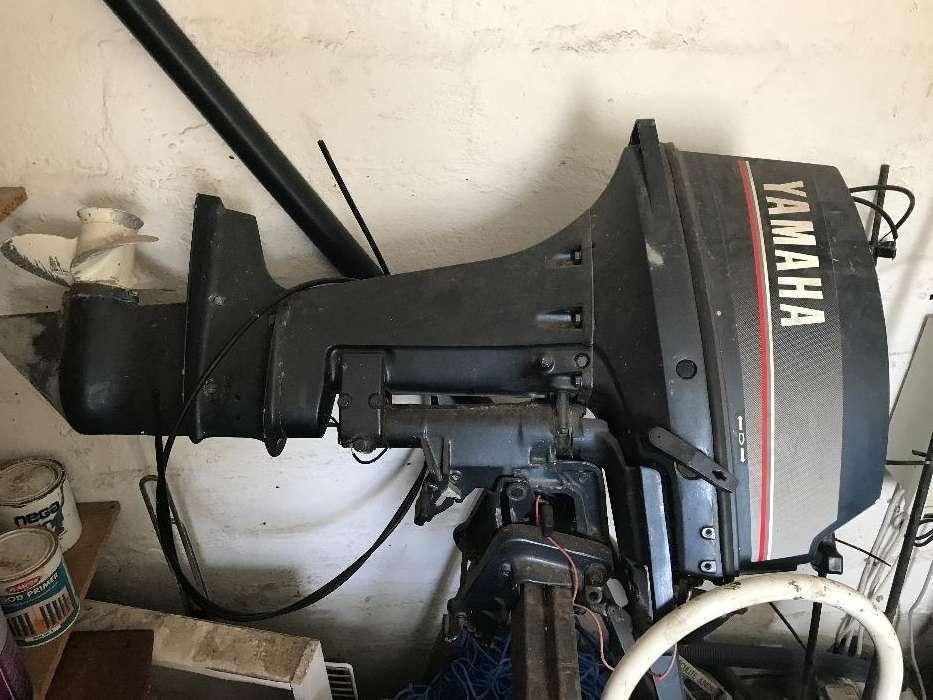 Outboard Motor, Yamaha 15HP