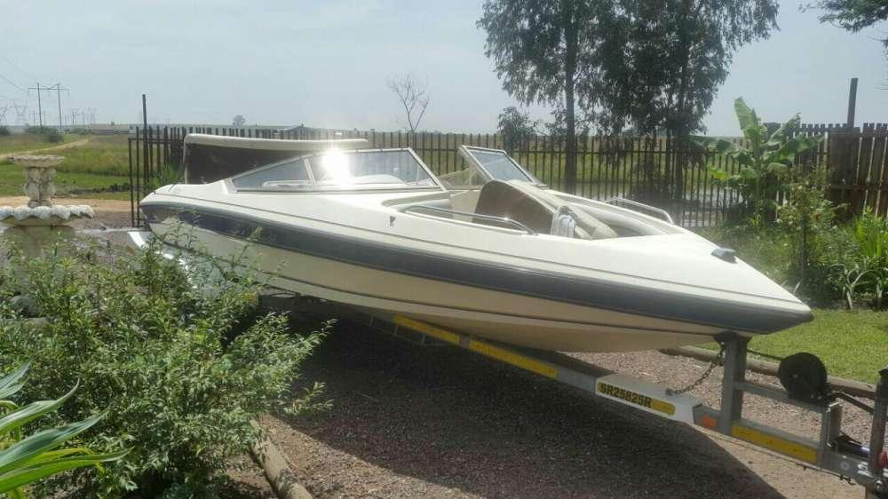Panache 1850 motorboat