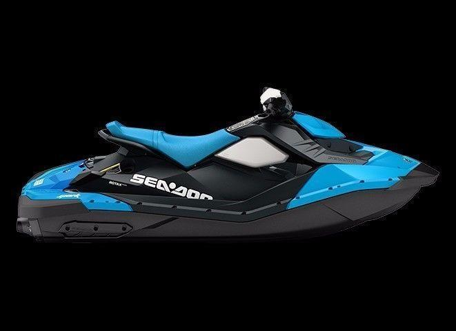 Demo seadoo spark 3up 90 jet ski