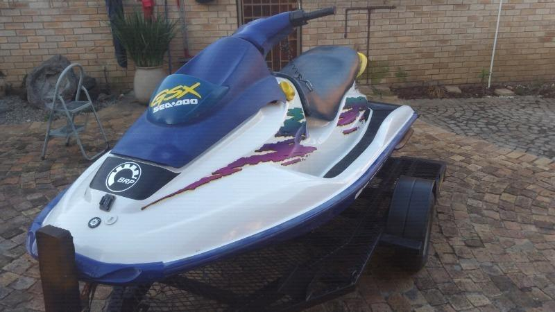 PRICE REDUCED!!Sea Doo GSX 800 Jet Ski