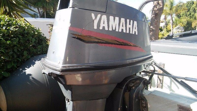 Yamaha 60 hp engines