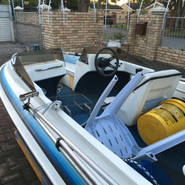 Fishing Pleasure Boat