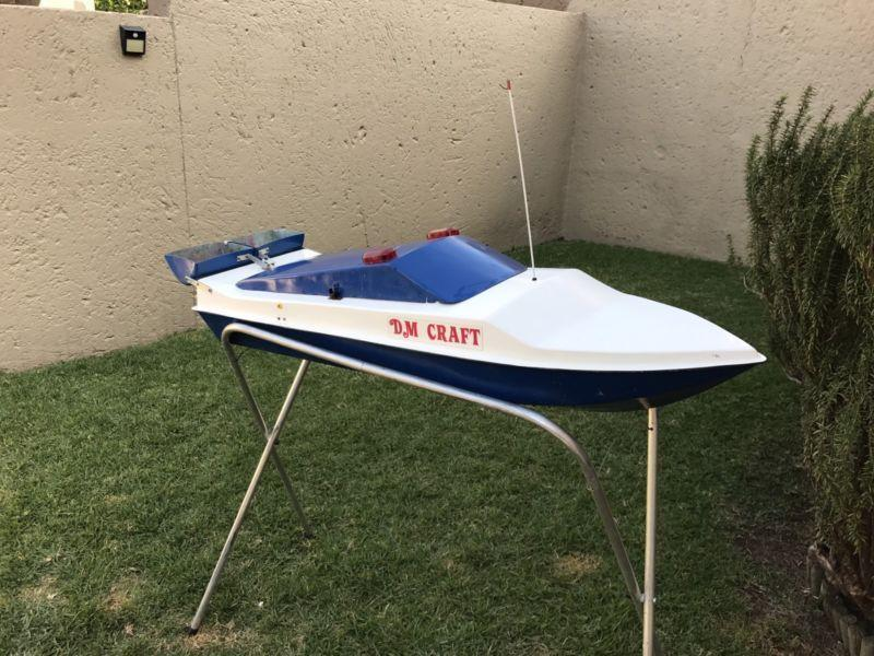 Bait boat DM craft