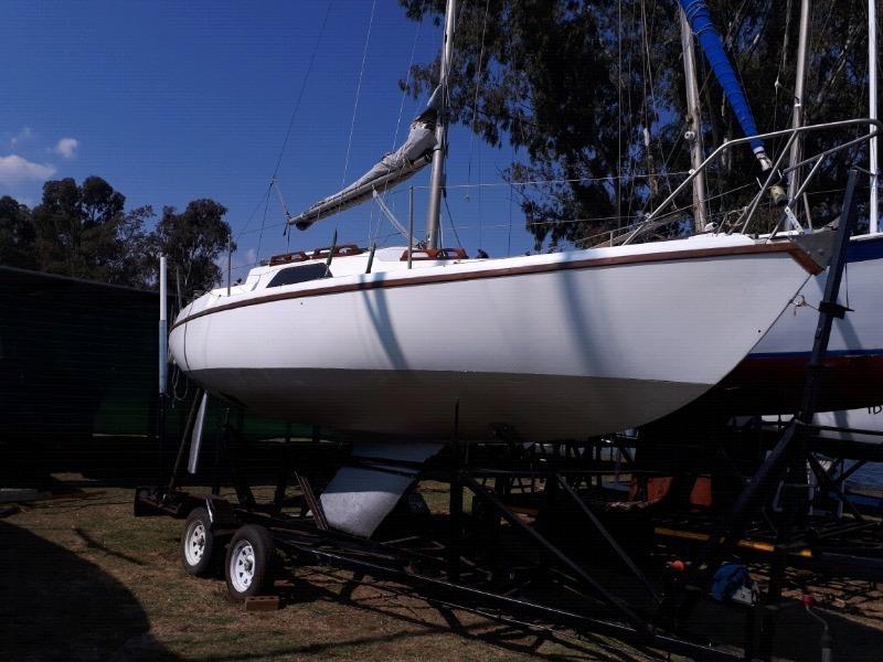 Yacht for sale Flamenca 25