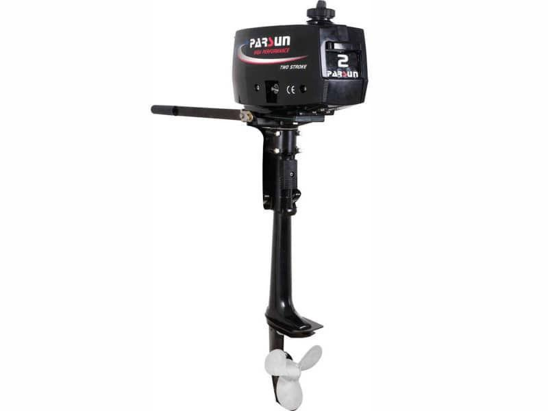 PARSUN OUTBOARD 2HP SHORT SHAFT TWO STROKE (D)