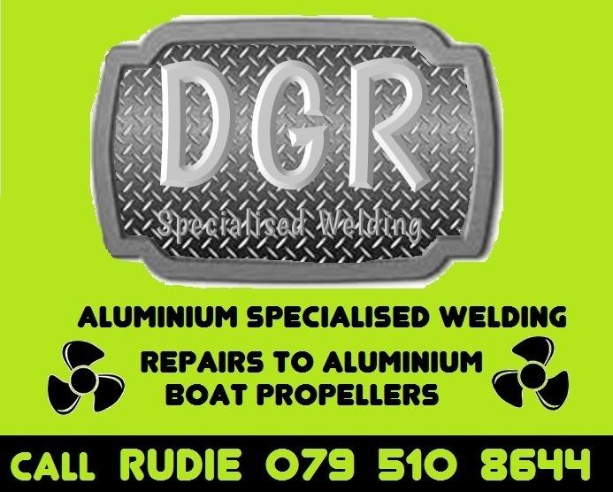 ALUMINIUM SPECIALIZED WELDING AND REPAIRS BUILD UP OF ALL BOAT PROPELLERS