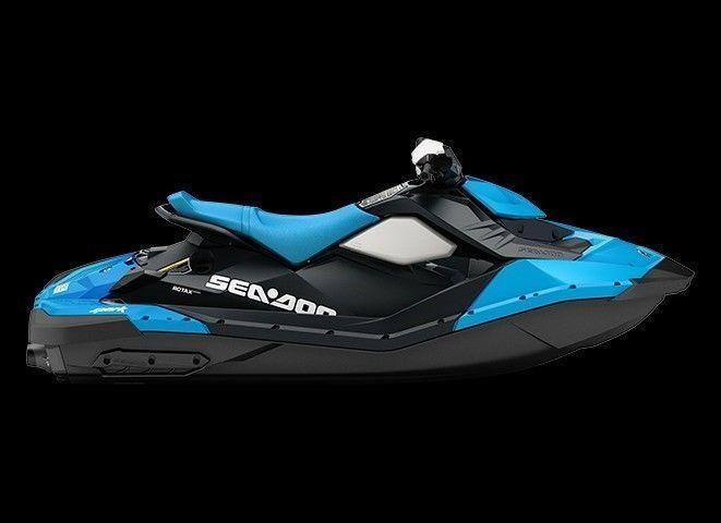 Demo Seadoo Sparks 3UP 90 jet ski