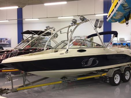 Sensation 20ft V8 Mercruiser