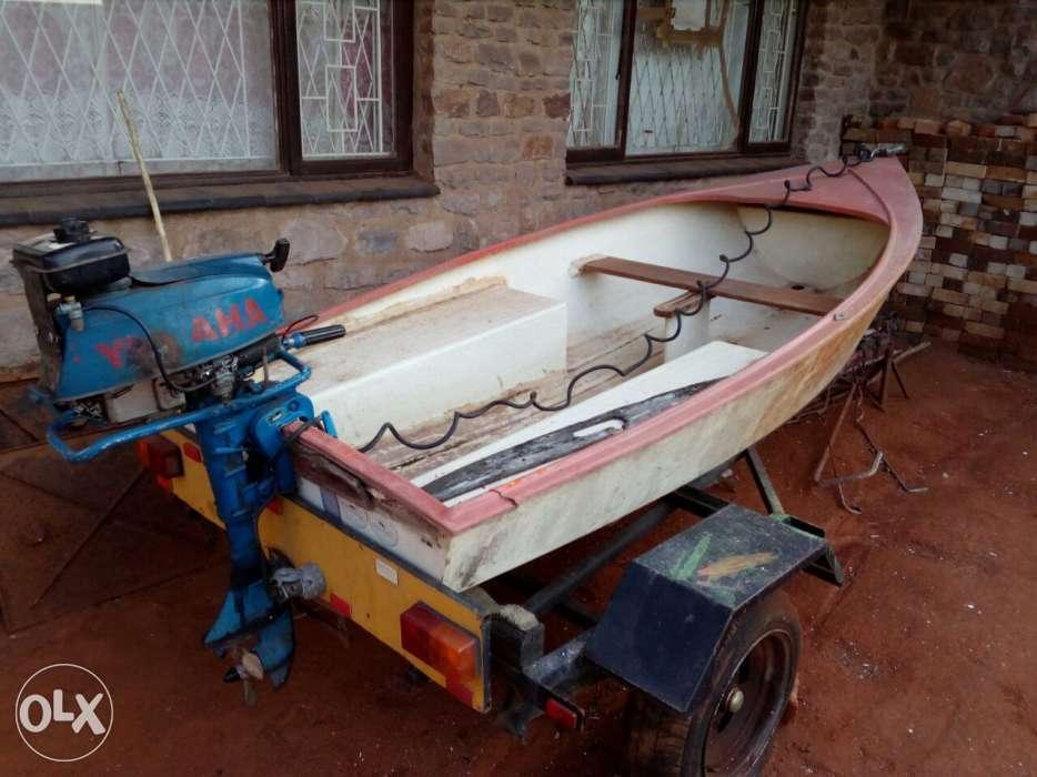 Boat &motor