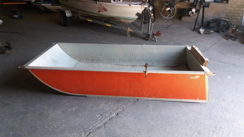 2.5m Aliumimnm boat