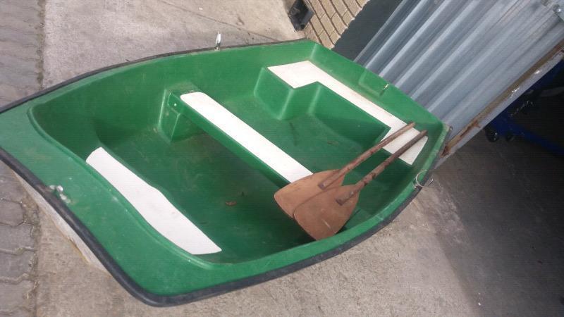 2.5m rowing boat