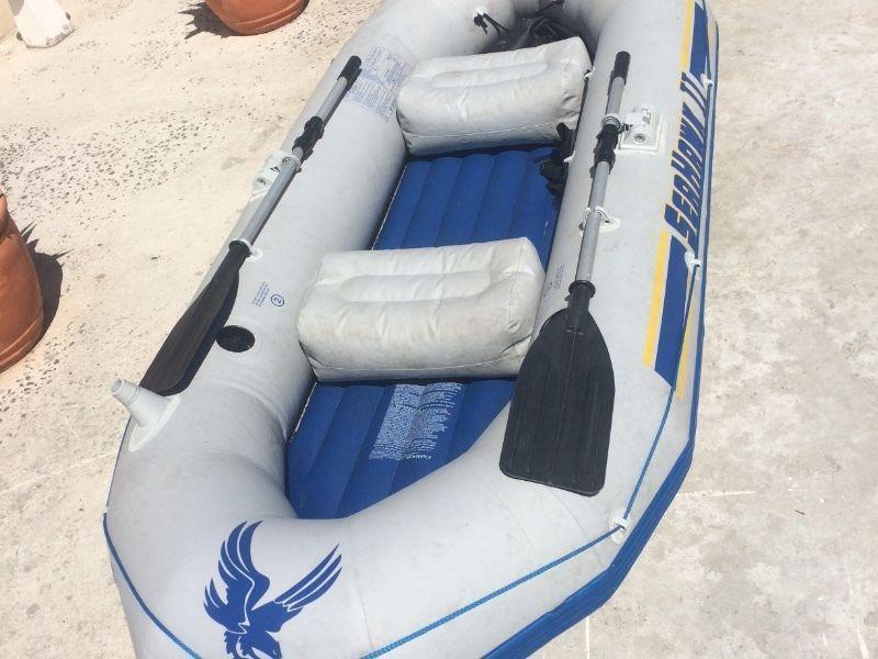 Boat Repair: Inflatable Boat Repair