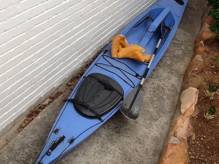 Quiver Comanche for sale with paddle