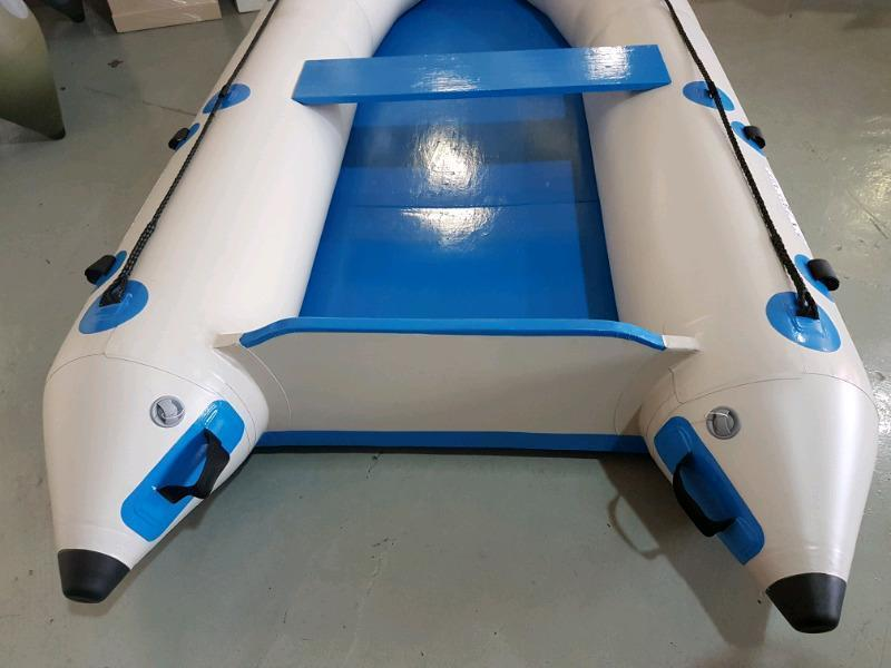 Inflatable boat 3.2m for Bass and fly fishermen