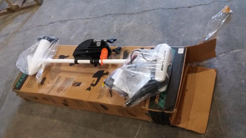 Brand new Minn kota electric motor