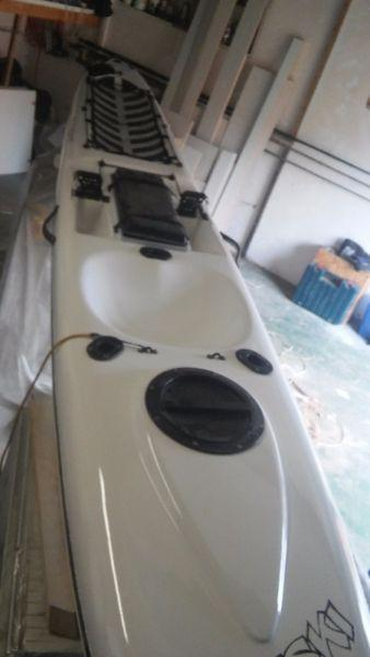 Macski Kingfisher Kayak for sale