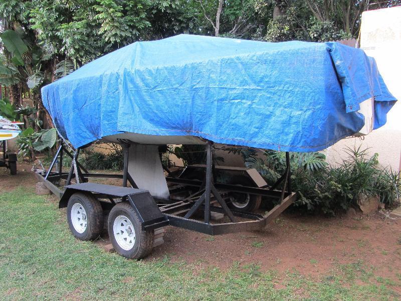 Jaguar 22 Sail Boat for Sale