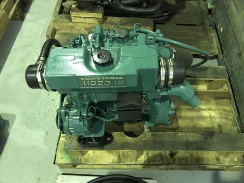 Volvo Penta 40hp Diesel engine R45000.00
