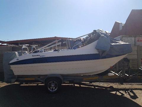 Seacat 510FC Deep Sea Boat