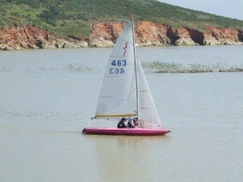 Sonnet Sailing Dinghy