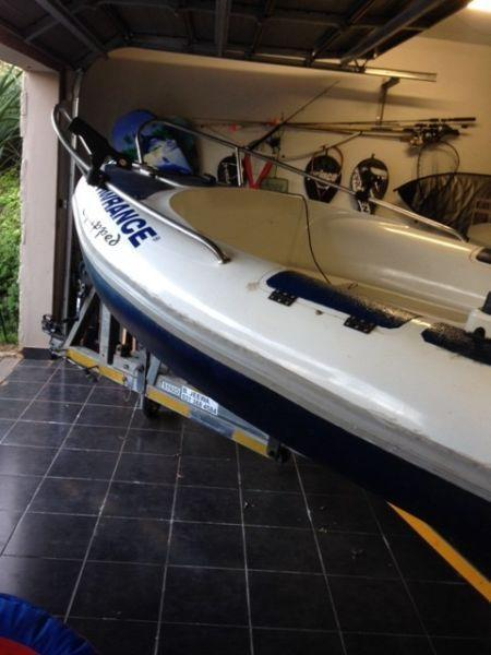 UNIQUE DUCK (MONO HULL) 5.4m FOR SALE