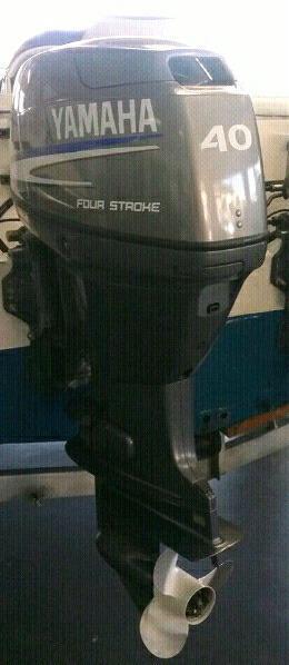 Yamaha 40Hp Four stroke