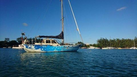 Sailing Yacht For Sale  Urgent