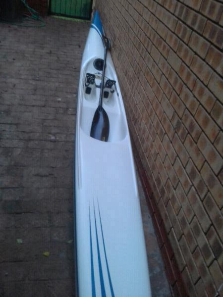 CUSTOM KAYAKS SURF SKI WITH PADDLE FOR SALE