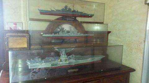 Ship Model Cape Town Brick7 Boats