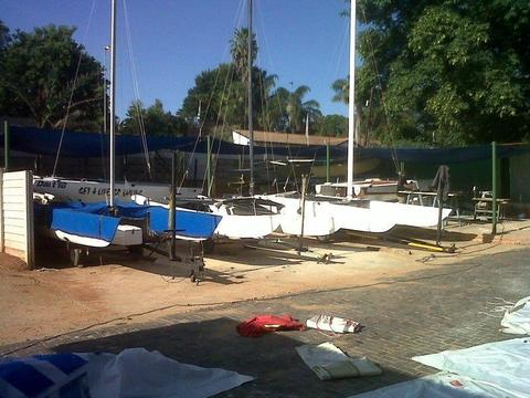 Hobie cat, Dart catamaran, Halcat repairs servicing new and second hand spares