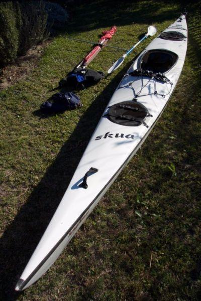 Kaskazi Skua Sea Kayak For Sale: R7500