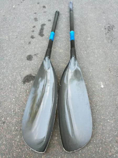 Orka B4 min carbon paddle