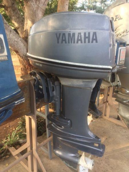 40hp Yamaha Outboard Motor For Sale