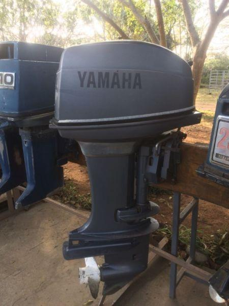 Yamaha 40hp Outboard for Sale
