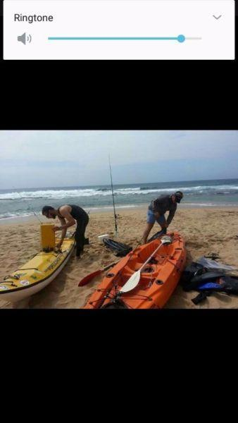 Hunter Kayak for sale