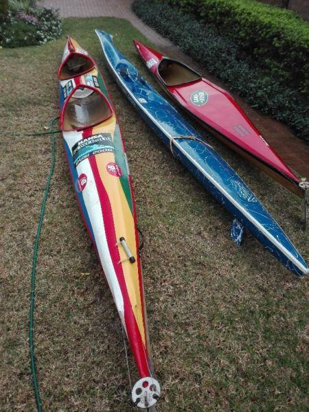 Canoes Surf Ski For Sale