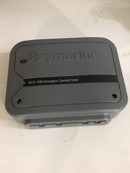 Raymarine ACU-100 Autopilot Actuator