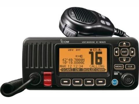 ICOM MARINE RADIO IC-M323G BRAND NEW (M)