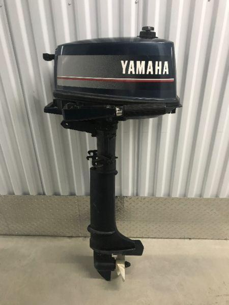 Yamaha 5hp Long Shaft For Sale