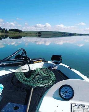 Boat for sale (splash bass)