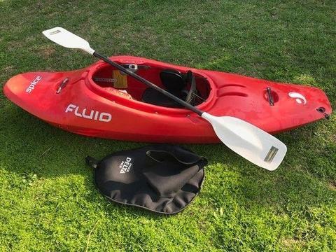 Kayak - Fluid Spice